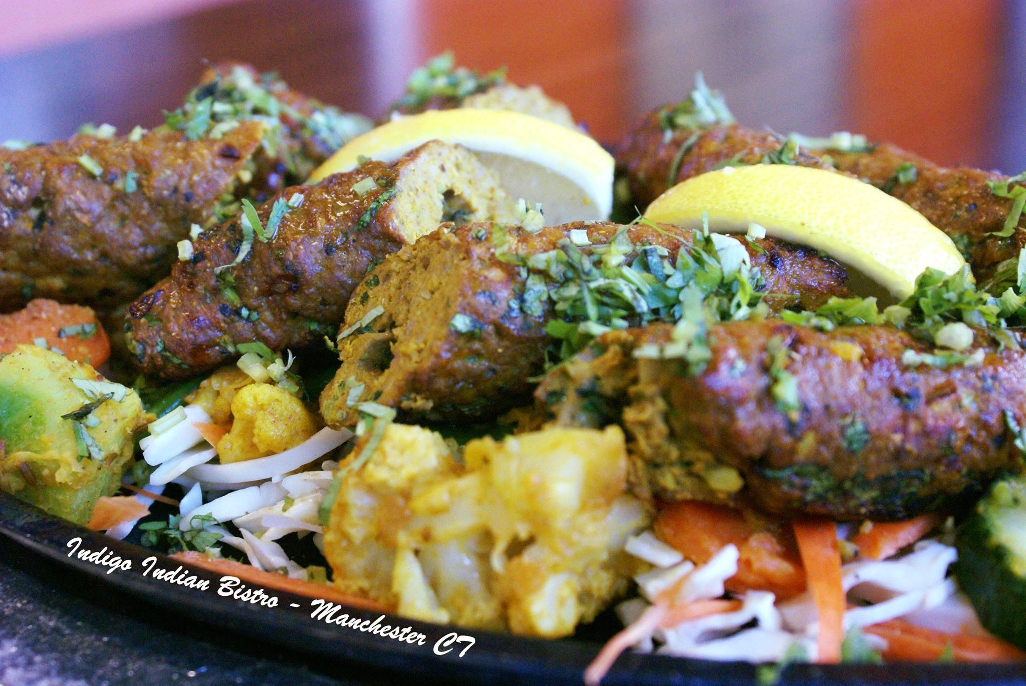 Sheekh Kebab (DF, GF)