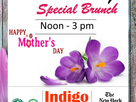 Join us - Mother's Day Brunch