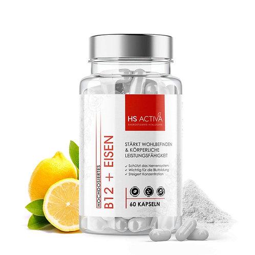 Vitamin B12 + Eisen