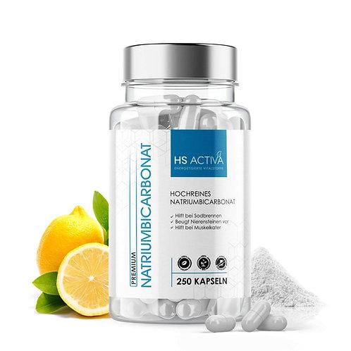 Basicum / Natriumbicarbonat (250 Kapseln oder 400g Pulver)