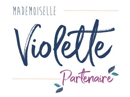 Journée découverte#reflexologie#mademoiselle violette