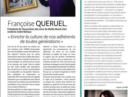 LH Oceanes#article#reflexologie#le havre
