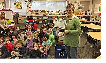 Grant for Oak Grove Elementary