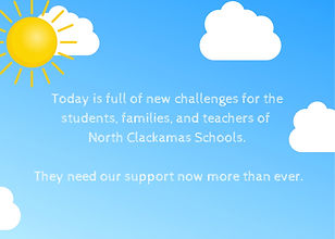 COVID-19 has caused many challenges for Clackamas County teachers, students and families. They need our support now more than ever.