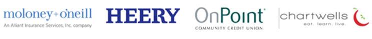 NCEF sponsor logos