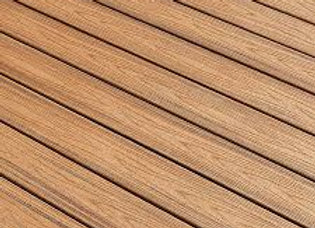 Tiki Torch Trex Decking 4.88m