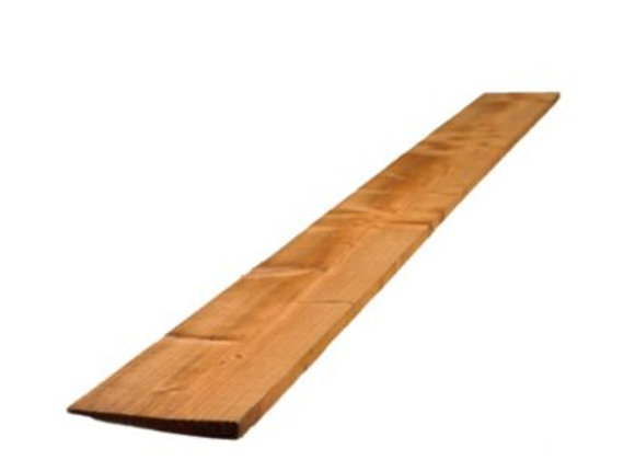22 x 100 Featheredge Boards 1.8m