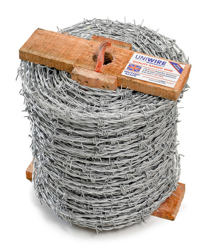 Barbed Wire 200m Southill Sawmills