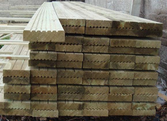 38 x 125 mm Decking Boards