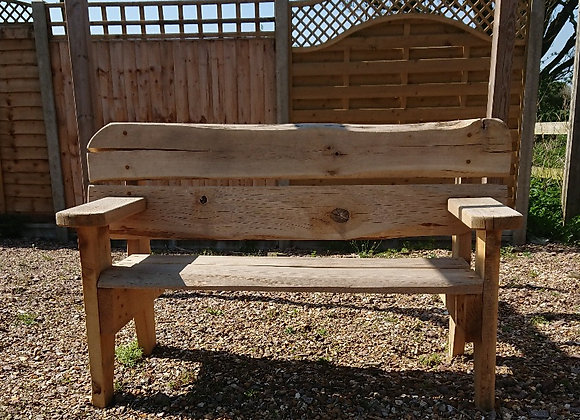 Centenary Oak Bench