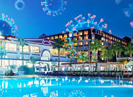 O impacto da pandemia do coronavírus no setor hoteleiro
