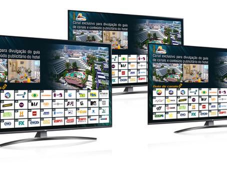 Eletrostamp - referência em Sistema Coletivo de TV