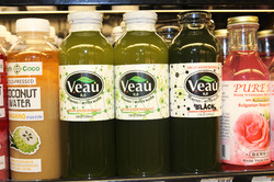 Veau Green & Black - Healthy Drinks