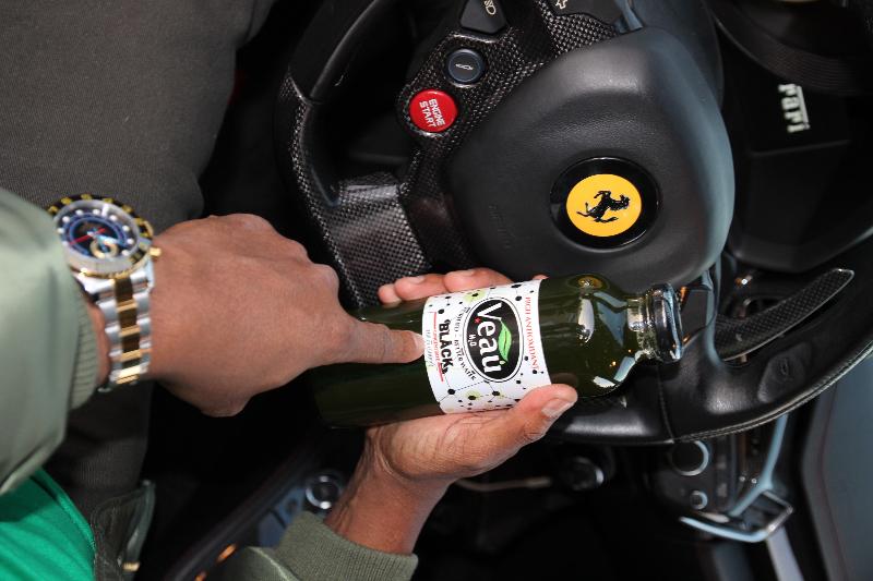 Veau Water Black - Healthy Drink