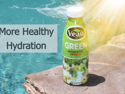Stay Hydrated in Hot Weather with This Refreshing Healthy Plant-Based Drink