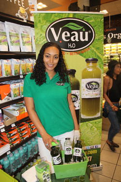 Healthy Veau Water - Store Promo