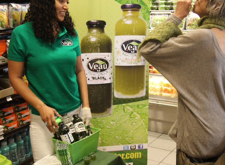 VEAU Wellness Drink to Be Available at Erewhon Market in Pacific Palisades - Expected June 1, 2019