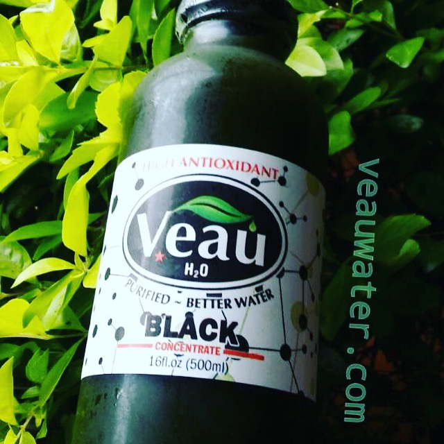 Veau Water Black - Health Nature