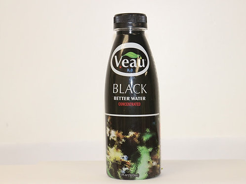 VEAU Black Antioxidant Wellness Drink- (Dilutes up to 2.0 liters or 67.6 oz)
