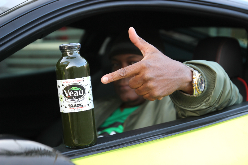 Veau Wellness Health Drink in the Ca