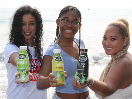 Start a HEALTHY Lifestyle with VEAU Drinks - Unite and Stand for Wellness