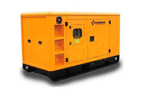 GENERADOR MODASA PERKINS MP-120i CON CABINA - POTENCIA 120 kW 150 KVA