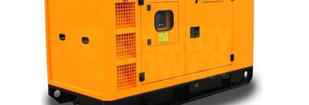 GENERADOR MODASA PERKINS MP-68i CON CABINA - POTENCIA 68 kW 85 KVA