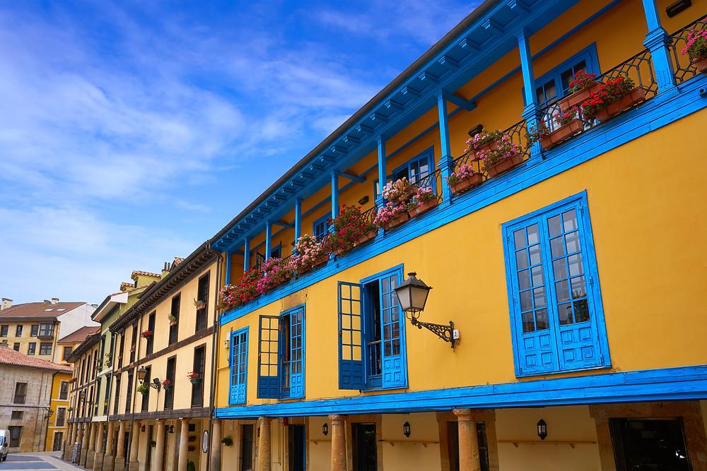 Mercado El Fontán, Oviedo