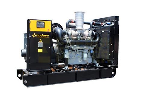 GENERADOR MODASA PERKINS MP-670 SIN CABINA - POTENCIA 670 kW 838 KVA