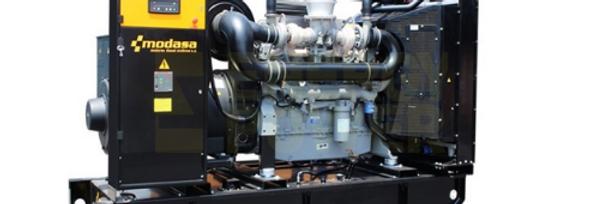 GENERADOR MODASA PERKINS MP-615 SIN CABINA - POTENCIA 615 kW 769 KVA