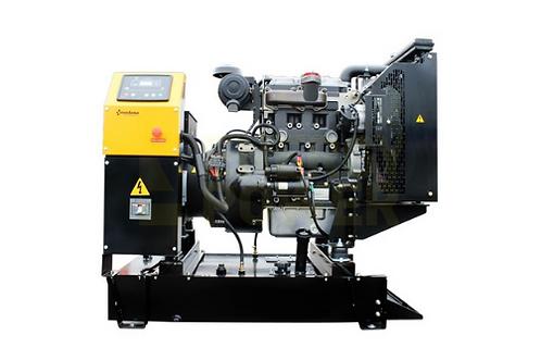GENERADOR MODASA PERKINS MP-55 SIN CABINA - POTENCIA 53 kW 66 KVA