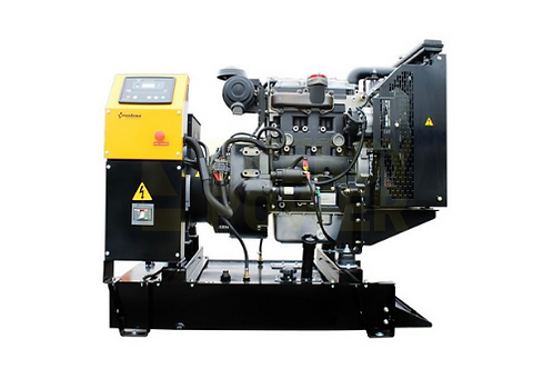 GENERADOR MODASA PERKINS MP-20 SIN CABINA - POTENCIA 21 kW 26 KVA
