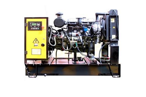 GENERADOR MODASA PERKINS MP-82 SIN CABINA - POTENCIA 82 kW 103 KVA