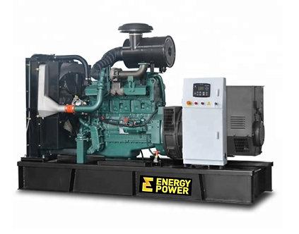 GENERADOR YANAN DOOSAN YN-380DS SIN CABINA - POTENCIA 302 kW 378 KVA