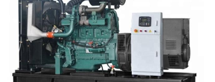 GENERADOR YANAN DOOSAN YN-215DS SIN CABINA - POTENCIA 170 kW 213 KVA