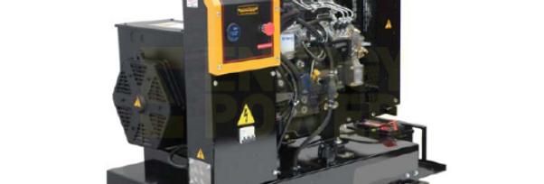 GENERADOR MODASA PERKINS MP-10 SIN CABINA - POTENCIA 9,3 kW 12 KVA