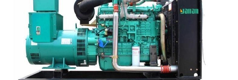GENERADOR YANAN YUCHAY YN-550YC SIN CABINA - POTENCIA 440 kW 550 KVA