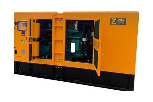 GENERADOR YANAN CUMMINS YNS-330C CON CABINA - POTENCIA 263 kW 329 KVA