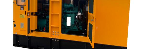 GENERADOR YANAN CUMMINS YNS-320C CON CABINA  - POTENCIA 255 kW 319 KVA