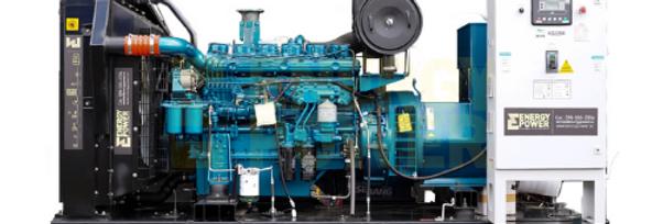 GENERADOR KIRLOSKAR KIRLOSKAR KG625W SIN CABINA - POTENCIA 524 kW 655 KVA