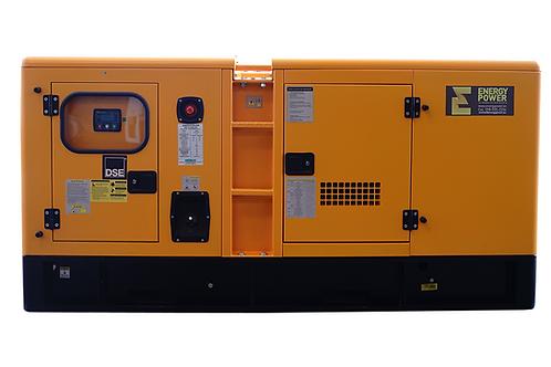 GENERADOR YANAN CUMMINS YNS-100C CON CABINA - POTENCIA 80 kW 100 KVA