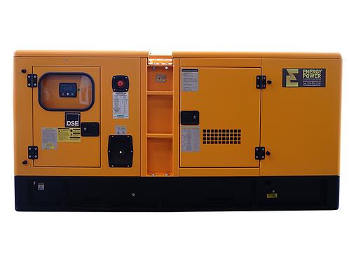 GENERADOR YANAN CUMMINS YNS-125C CON CABINA - POTENCIA 100 kW 125 KVA