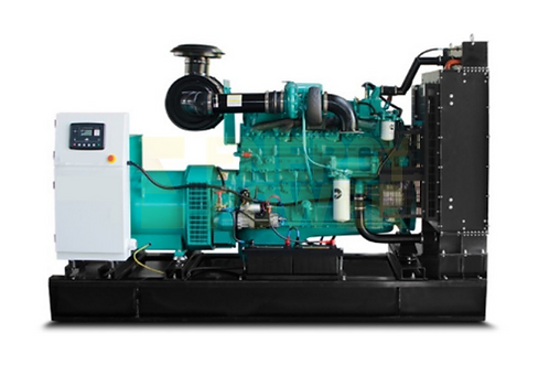 GENERADOR YANAN CUMMINS YN-350C SIN CABINA - POTENCIA 281 kW 351 KVA