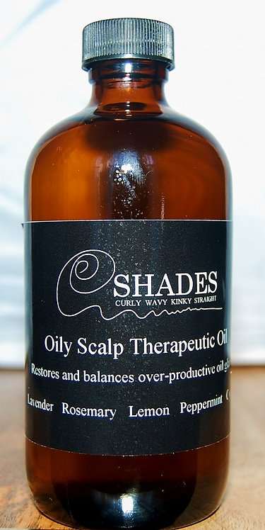 Wholesale Shades Oily Scalp Therapeutic Oil