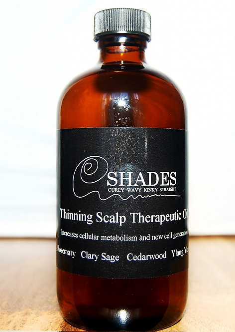 Shades Thinning Scalp Therapeutic Oil