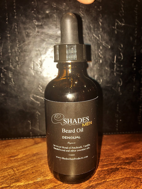 ShadesMEN Beard Oil Sensual