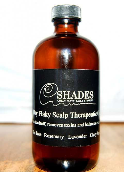 Wholesale Shades Dry-Flaky Scalp Therapeutic Oil