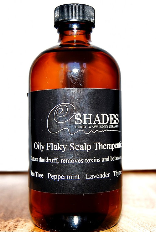 Wholesale Shades Oily-Flaky Scalp Therapeutic Oil