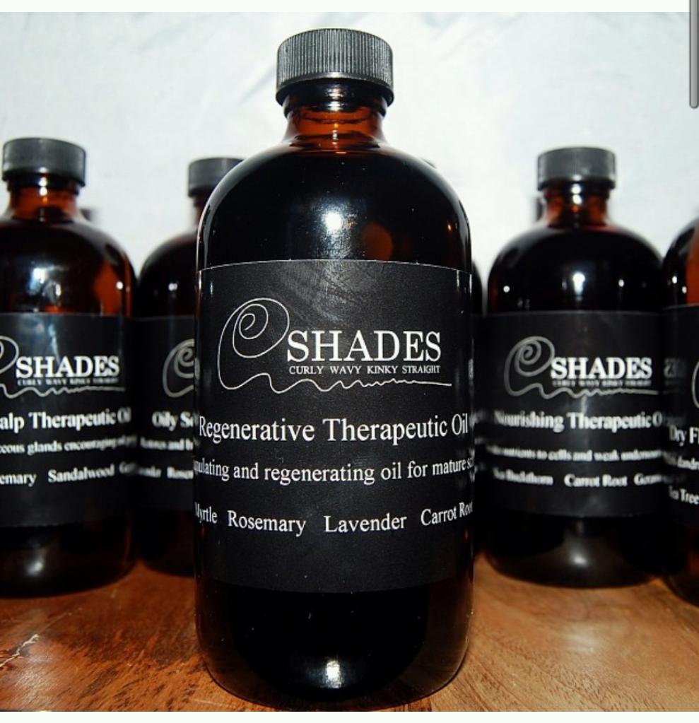 Therapeutic Oils