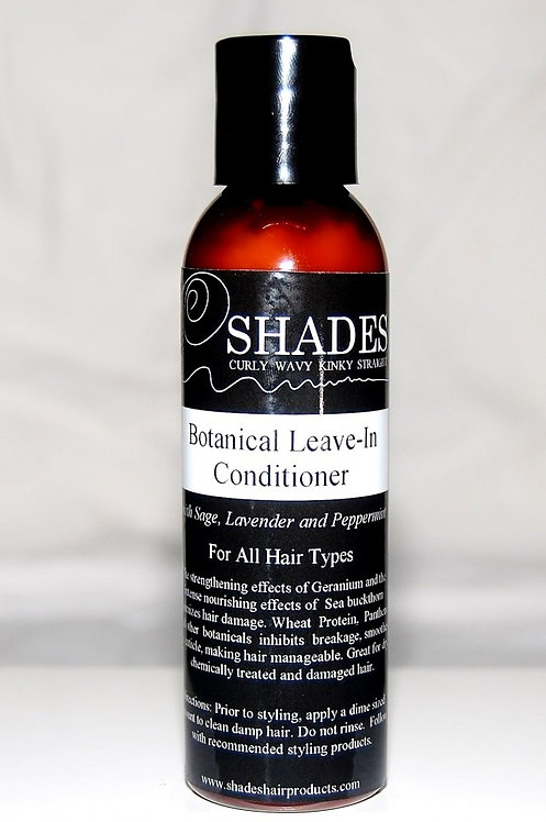 Shades Botanical Leave-in Conditioner